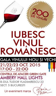 Un altfel de eveniment cu și despre vinuri bune